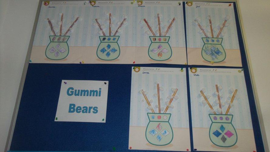 Codziennik Gummi Bears